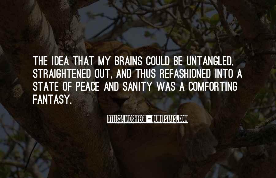 Ottessa Moshfegh Quotes #438127
