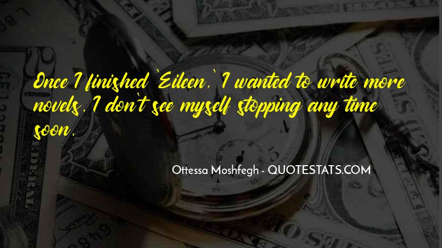 Ottessa Moshfegh Quotes #566574