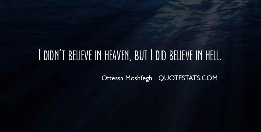 Ottessa Moshfegh Quotes #851381