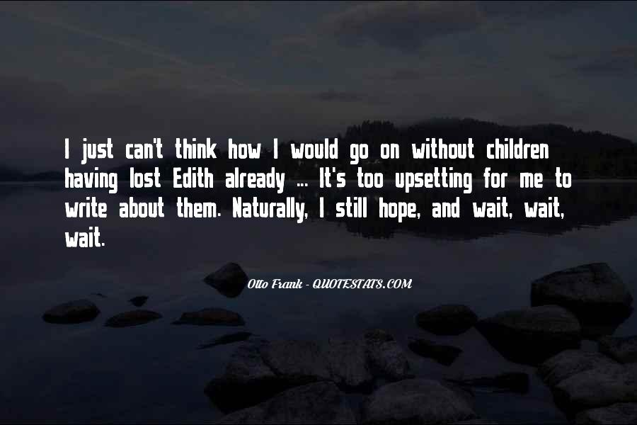 Otto Frank Quotes #1064070