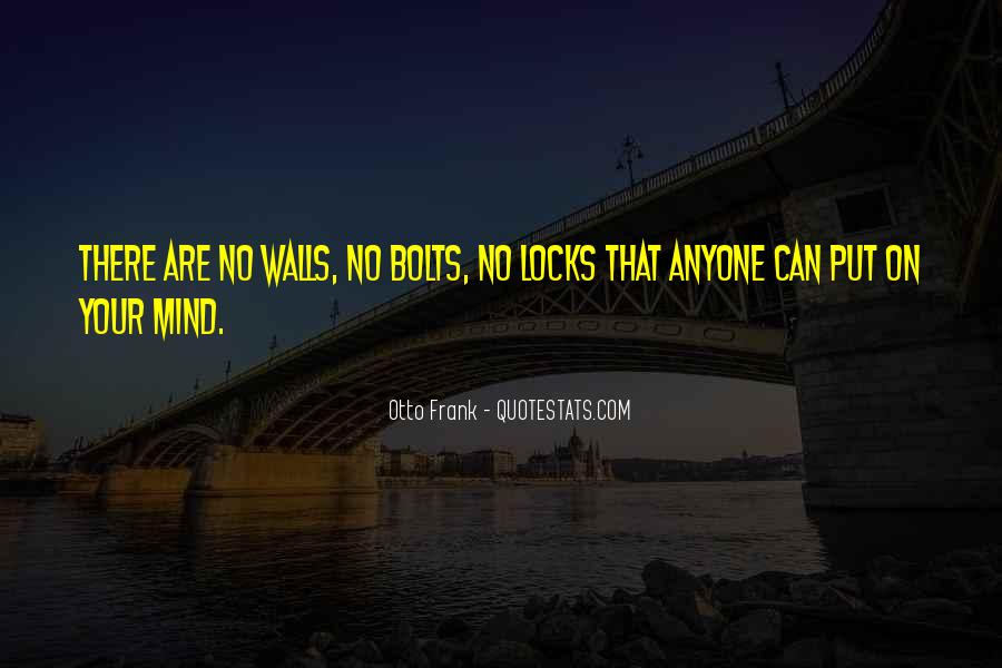 Otto Frank Quotes #1275559