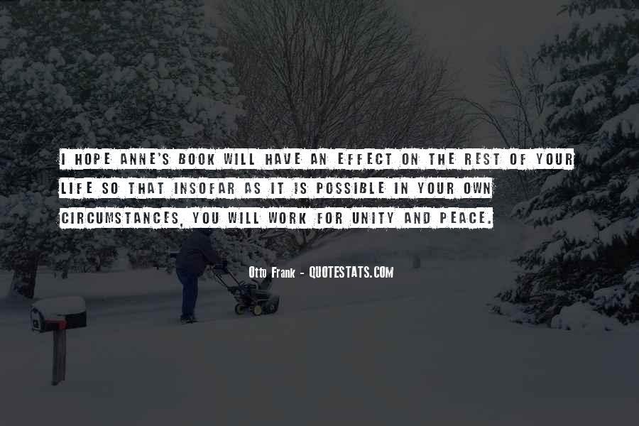 Otto Frank Quotes #463760
