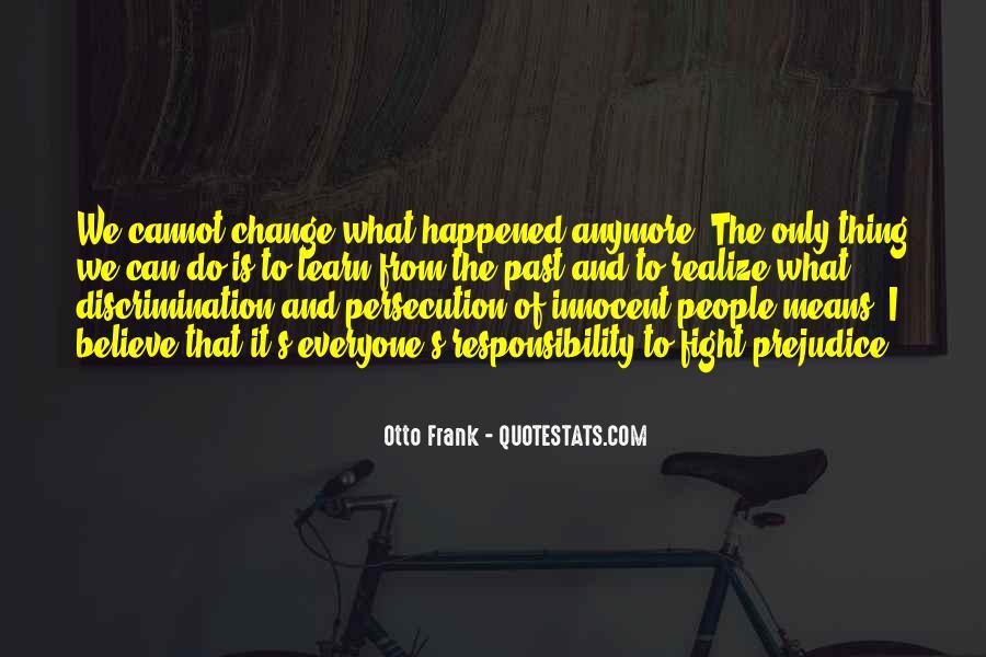 Otto Frank Quotes #638593