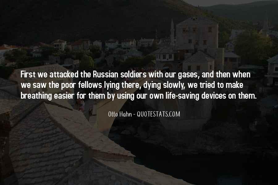 Otto Hahn Quotes #58514