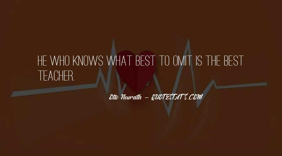 Otto Neurath Quotes #869513