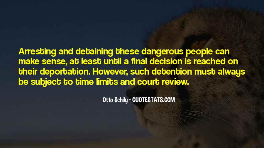 Otto Schily Quotes #1416360