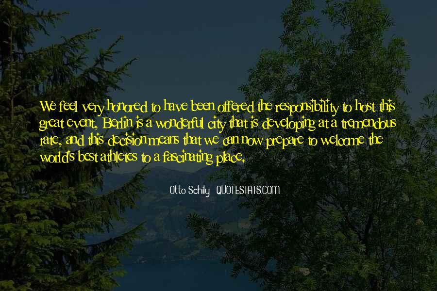 Otto Schily Quotes #1797572