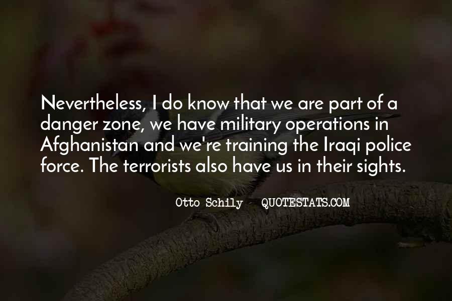 Otto Schily Quotes #1852789