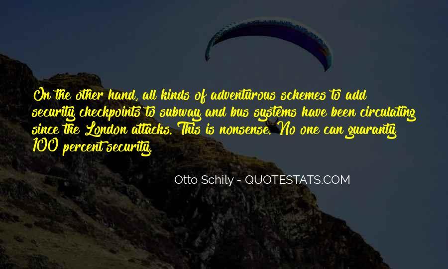Otto Schily Quotes #881624