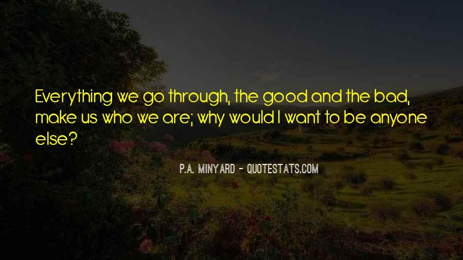 P.A. Minyard Quotes #1653591
