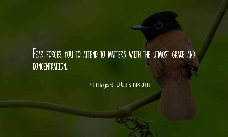 P.A. Minyard Quotes #471288