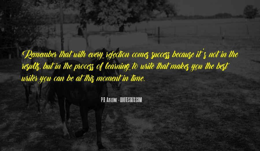 P.B. Azeltine Quotes #1174535