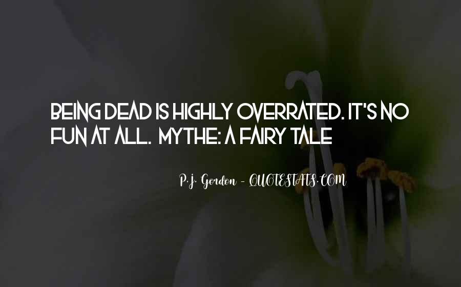 P.J. Gordon Quotes #216754
