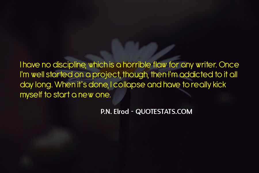 P.N. Elrod Quotes #588737