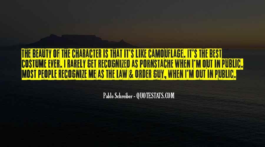 Pablo Schreiber Quotes #143791