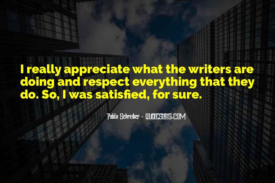 Pablo Schreiber Quotes #158379