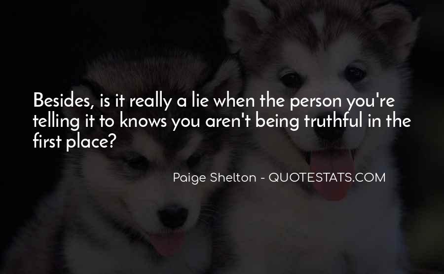 Paige Shelton Quotes #388981