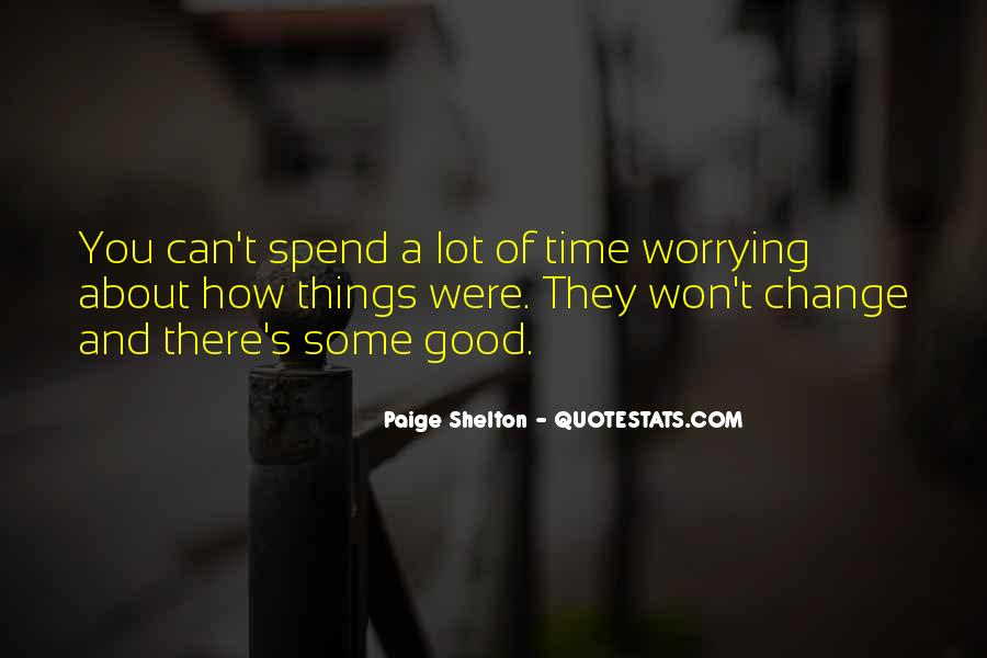 Paige Shelton Quotes #822188