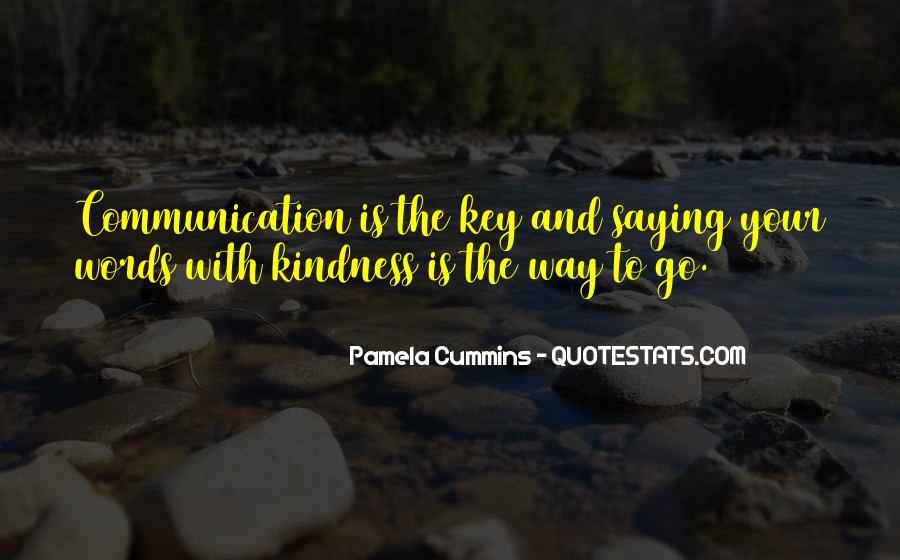 Pamela Cummins Quotes #1311858