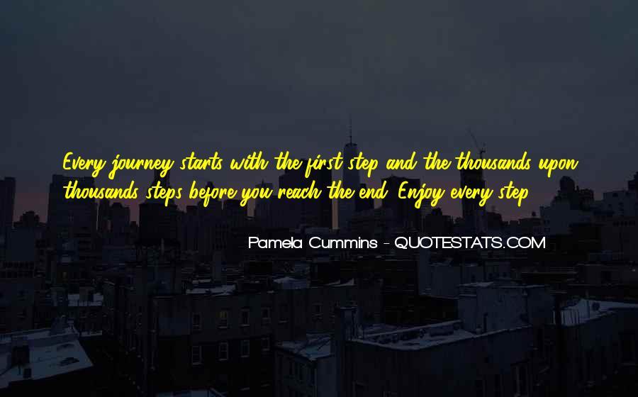 Pamela Cummins Quotes #1323514