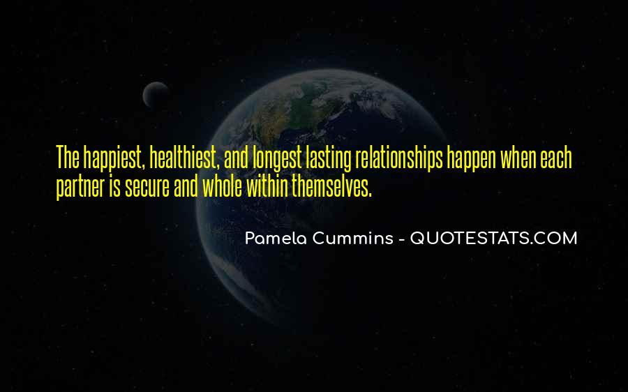 Pamela Cummins Quotes #1469428