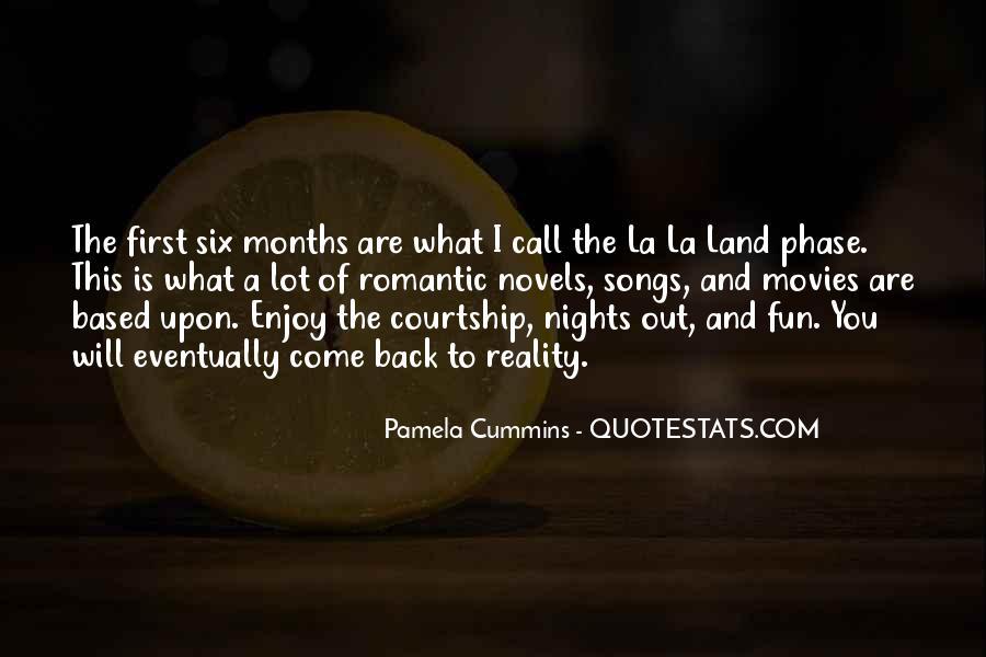 Pamela Cummins Quotes #245619