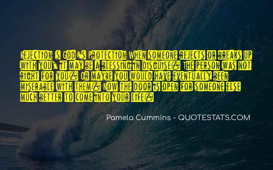 Pamela Cummins Quotes #36496