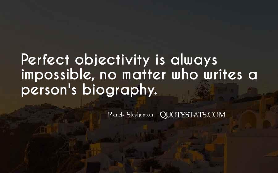Pamela Stephenson Quotes #1021923