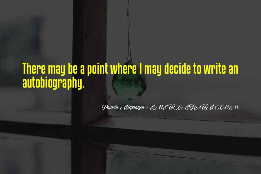 Pamela Stephenson Quotes #1420140