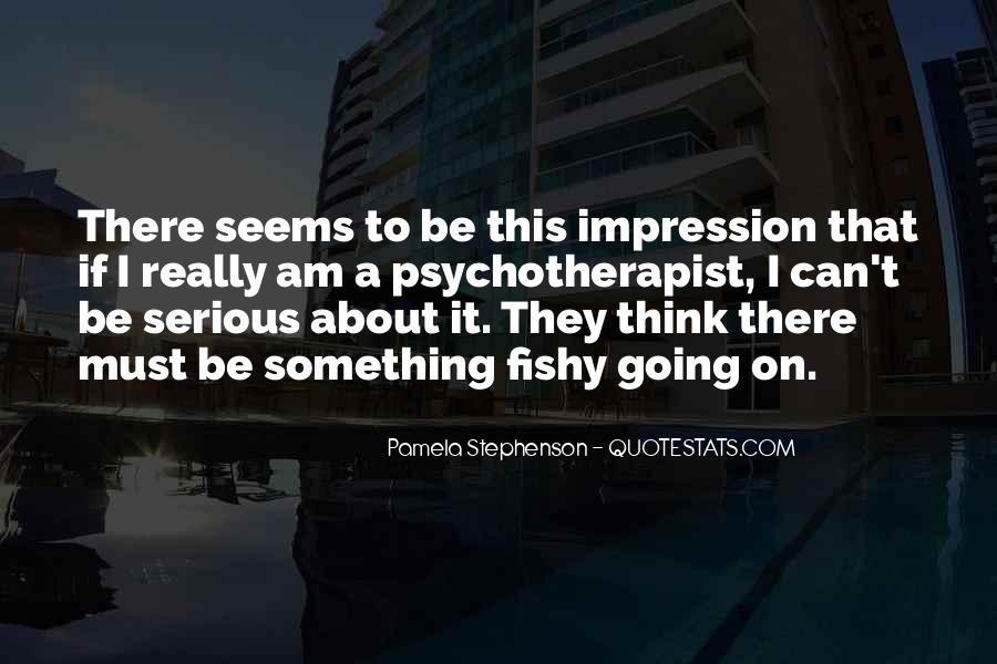 Pamela Stephenson Quotes #187261