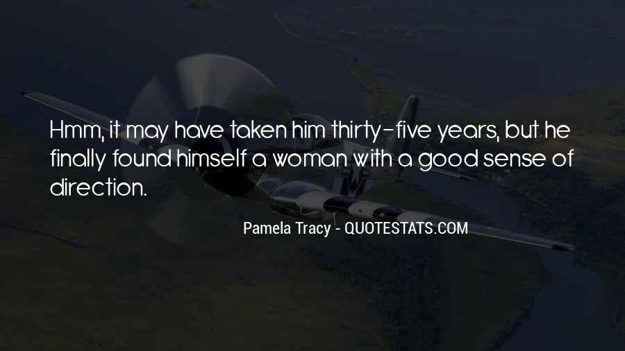 Pamela Tracy Quotes Sayings