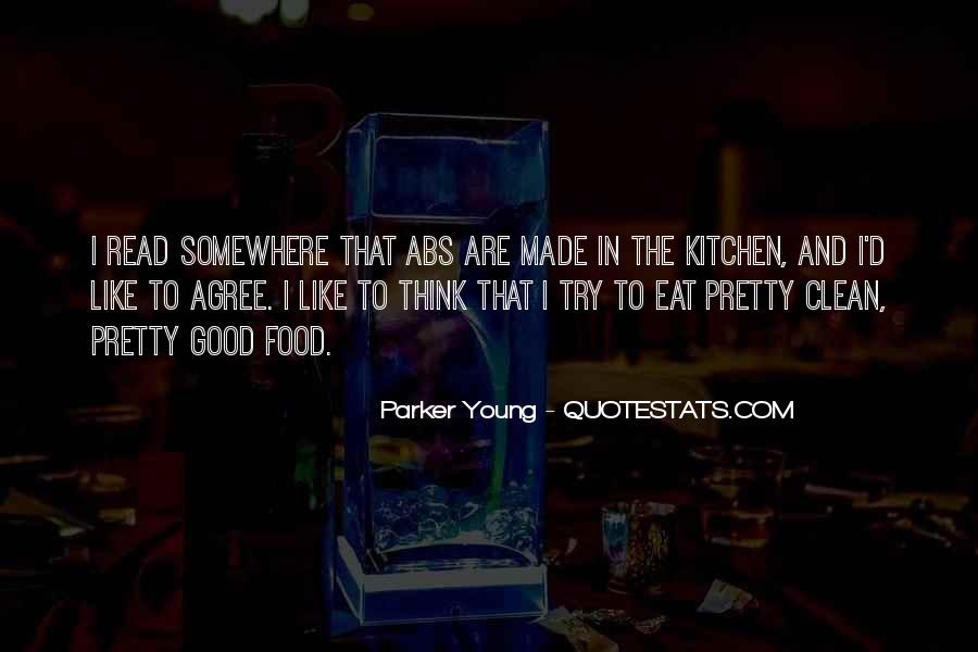 Parker Young Quotes #933328