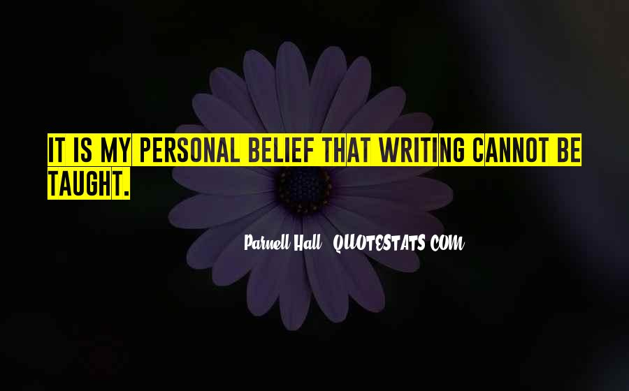 Parnell Hall Quotes #306574