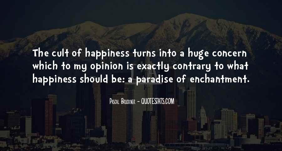 Pascal Bruckner Quotes #1384162