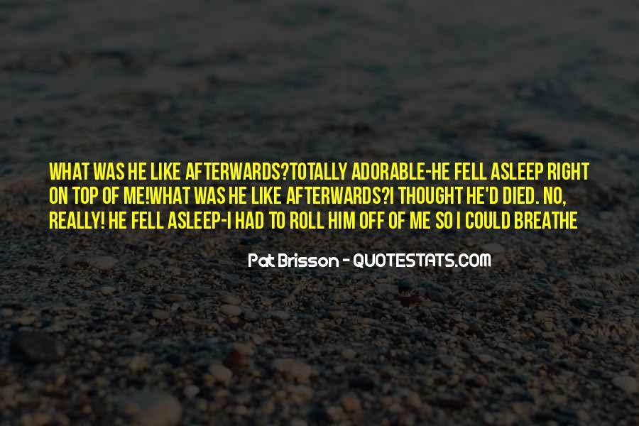 Pat Brisson Quotes #1001610