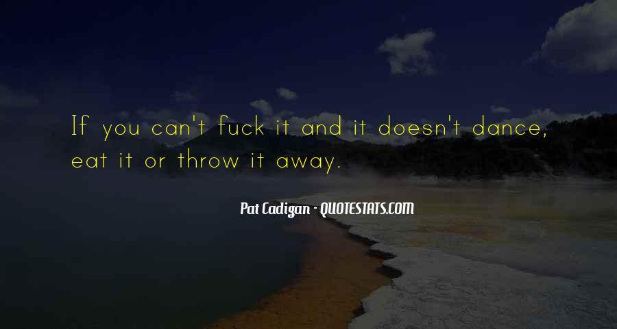 Pat Cadigan Quotes #803780