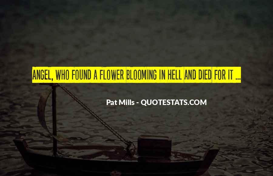 Pat Mills Quotes #106813