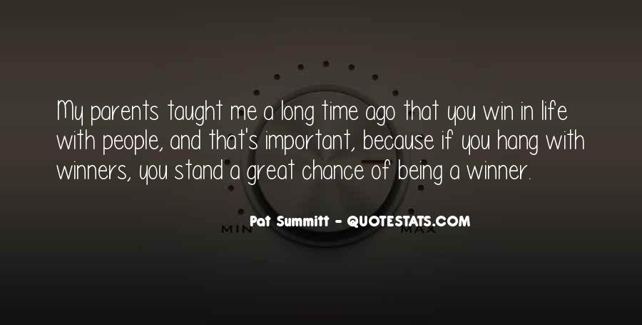 Pat Summitt Quotes #1031205