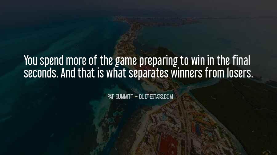 Pat Summitt Quotes #1122963