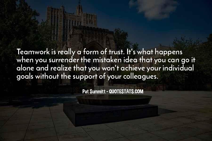 Pat Summitt Quotes #1190621