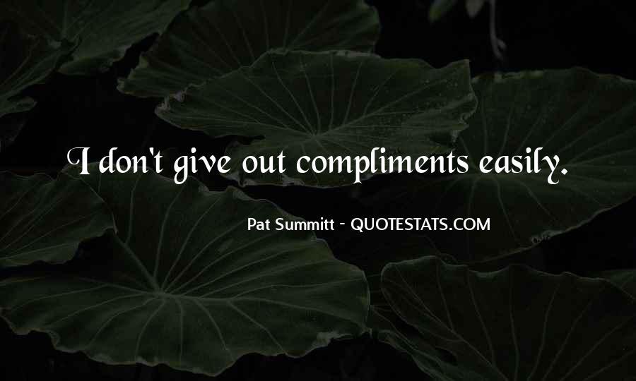 Pat Summitt Quotes #1307801