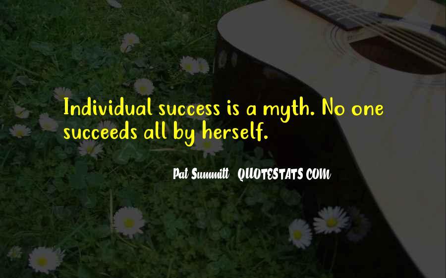 Pat Summitt Quotes #1478572