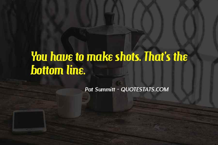 Pat Summitt Quotes #1630416