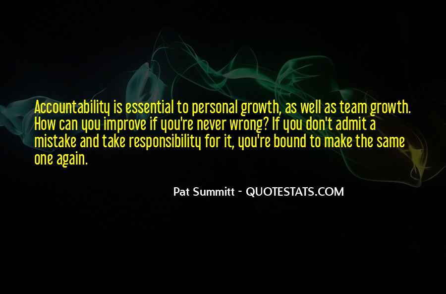 Pat Summitt Quotes #1740362