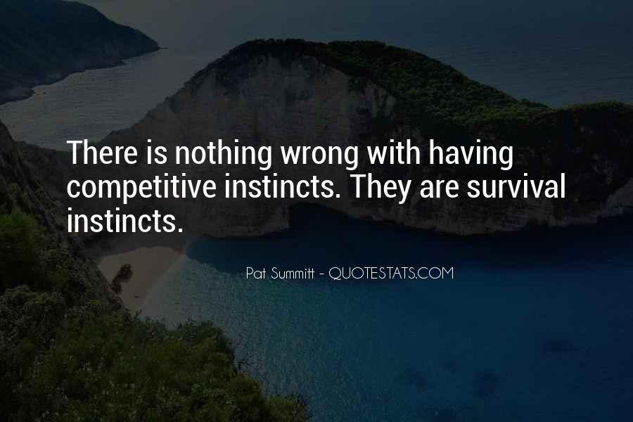 Pat Summitt Quotes #255369