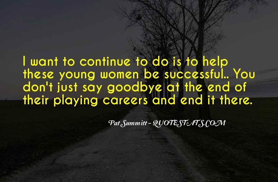 Pat Summitt Quotes #398470