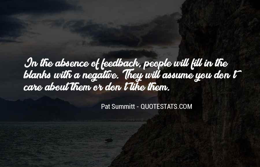 Pat Summitt Quotes #424605