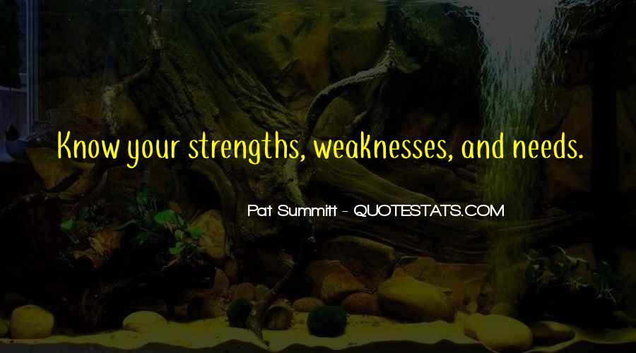 Pat Summitt Quotes #519146