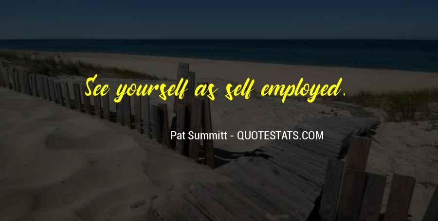 Pat Summitt Quotes #528116