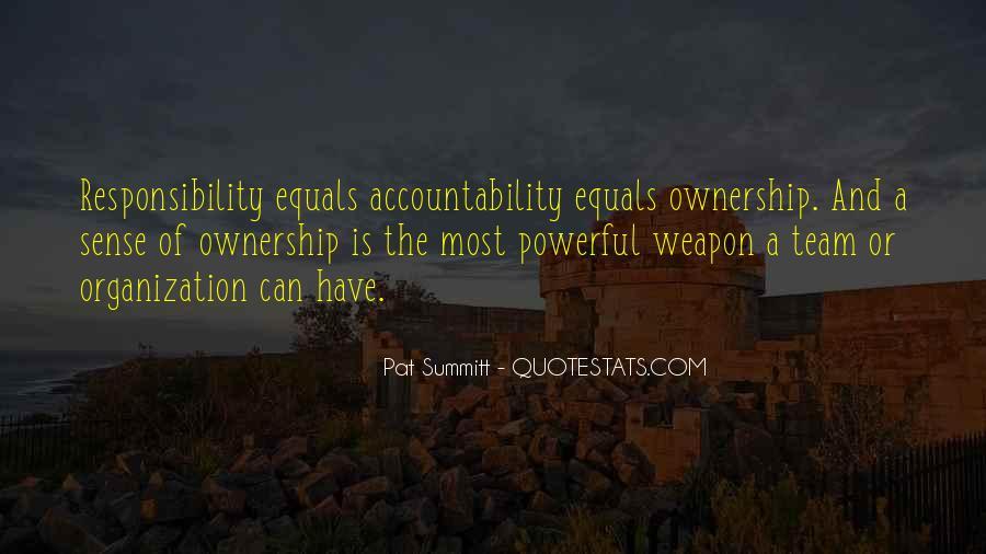 Pat Summitt Quotes #618182